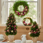 Roxbury Preserved Tree & Wreath Collection