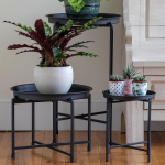 Onyx Metal Plant Stands