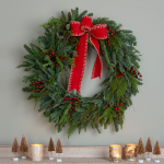 River Willow Holiday Wreath