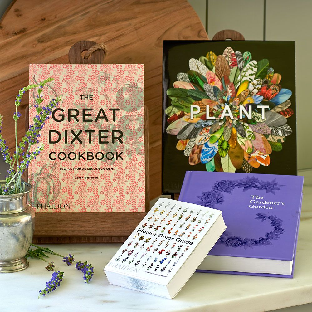 Gardener Collection Book Set