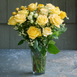 Sunkissed Rose Bouquet