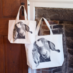 Baby Goat Tote