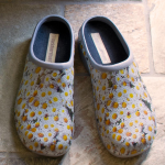 Rough & Ready Daisy Clogs - Standard Shipping Included
