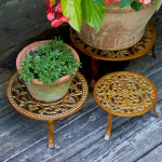Sedona Plant Stands, set of 3