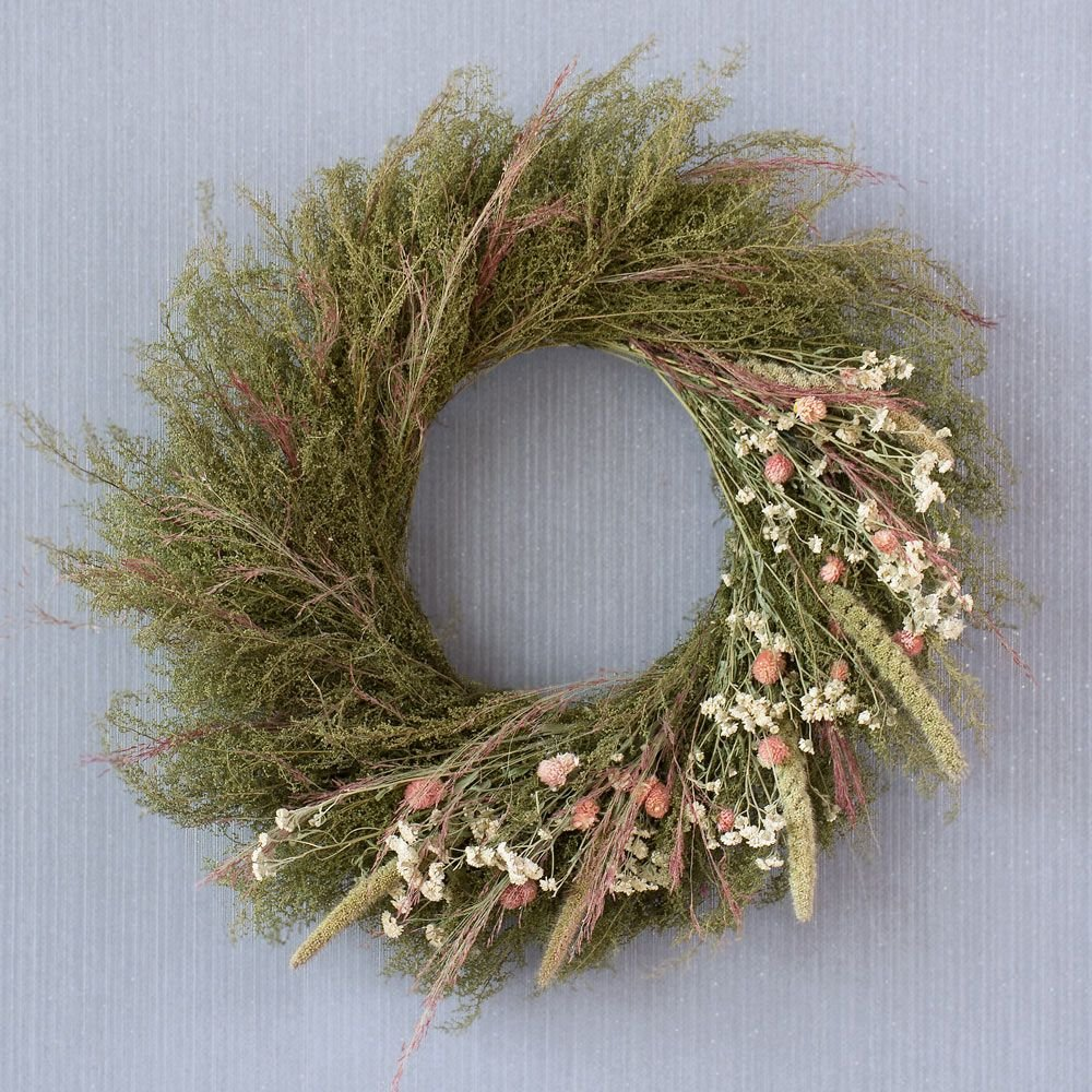Whispering Winds Wreath