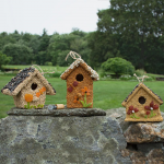 Trio of Birdseed Cottages
