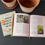 Grow Fruit and Vegetables in Pots Book