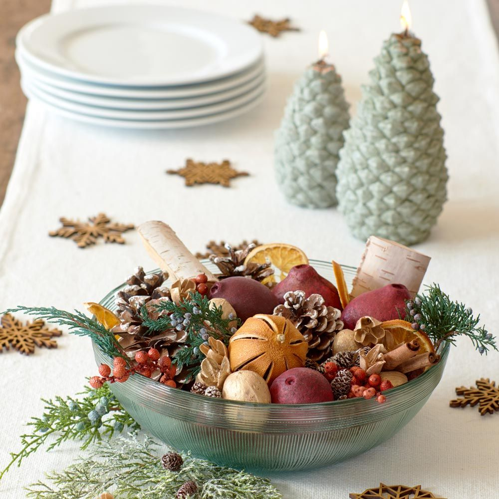 Holiday Memories Potpourri