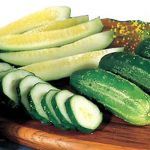 Cucumber Homemade Pickles
