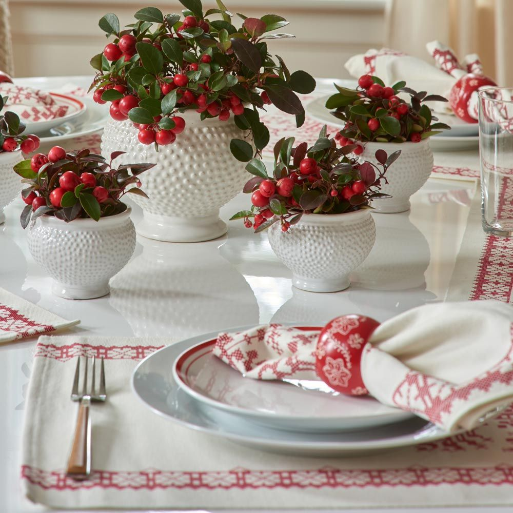 Scandinavian Table Setting