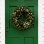 Portland Holiday Wreath, without Bow