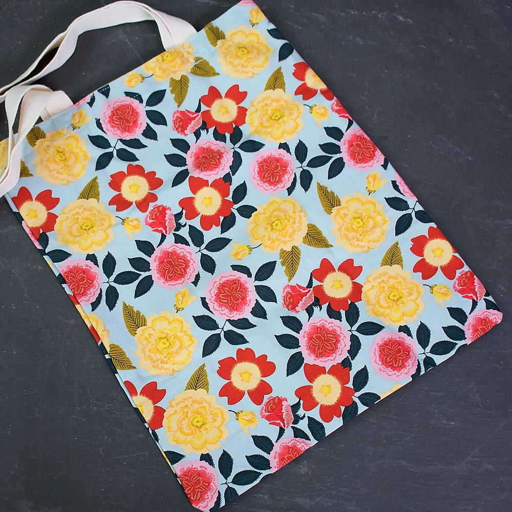 Sunny Blooms Tote - Standard Shipping Included