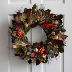 Tapestry Tones Wreath
