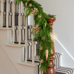 Alpine Holiday Garland