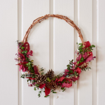 Ensenada Holiday Wreath