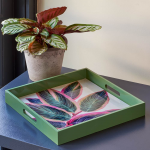 Touch of the Tropics Art Tray