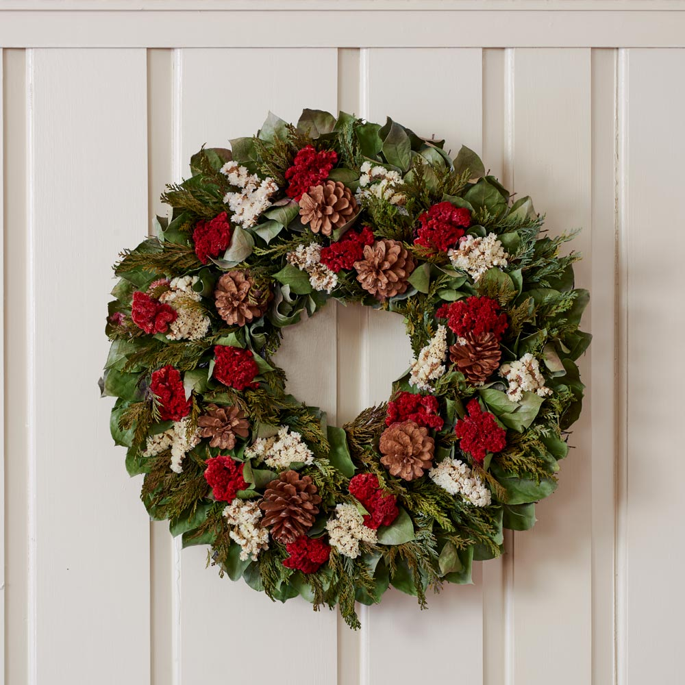 Amherst Holiday Wreath