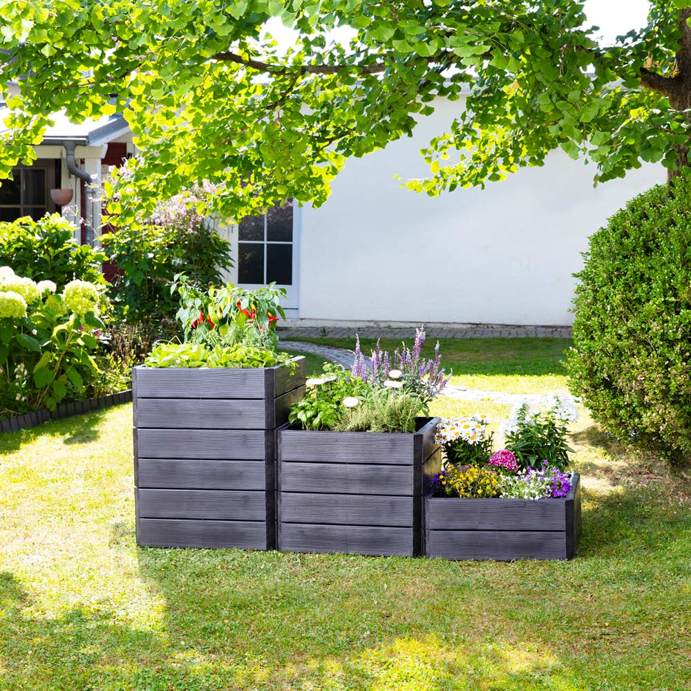 Stackable Raised Bed