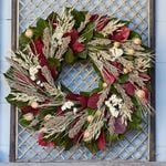 Holiday Preserved Wreaths