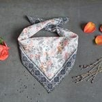 Climbing Floral Bandana - Standard Shipping Included