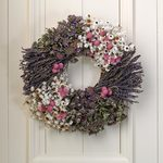York Flower Wreath
