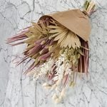 Pink Cloud Dried Bouquet