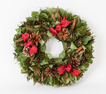 Everlasting Spice Wreath