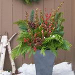 Huckleberry Holiday Bouquet