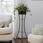 Jasmine in Silhouette Plant Stand