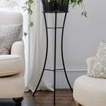 Silhouette Plant Stand