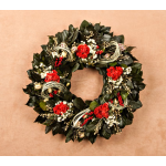Early Snow Wreath