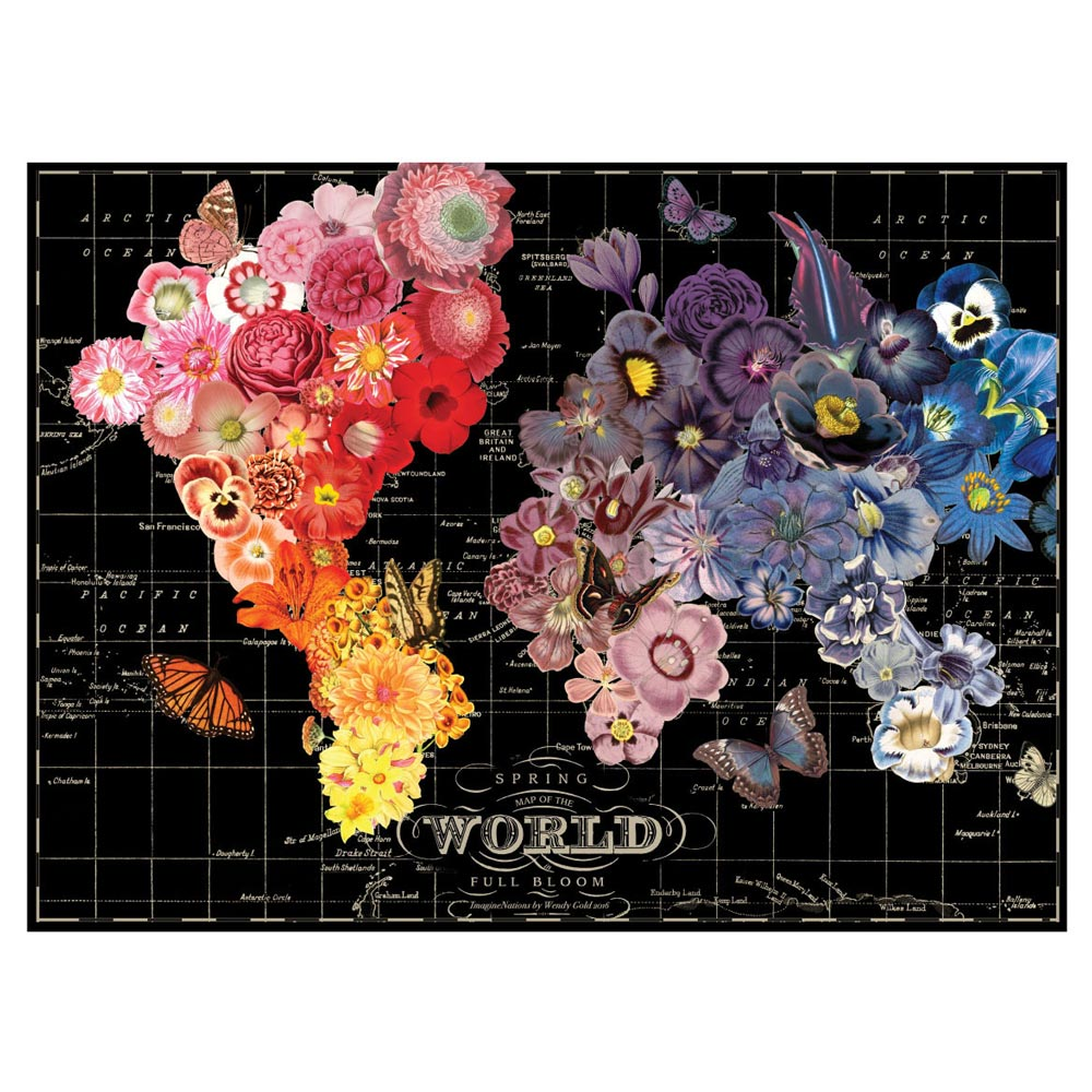 Full Bloom Puzzle