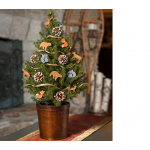 Woodland Menagerie Tabletop Tree