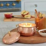 Spicy Apple Copper Pot Candle