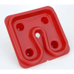 Red Tomato Tray™, set of 3