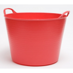 Red Tub Trug