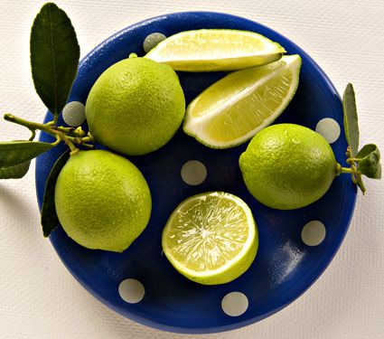 Bearss Limes, 5-lb box (20 fruits)