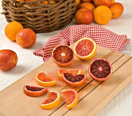 Blood Oranges, 10-lb box