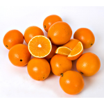 Florida Navel Oranges, 10lb box of 15-18 fruits
